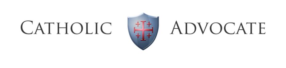 Catholic Advocate Logo