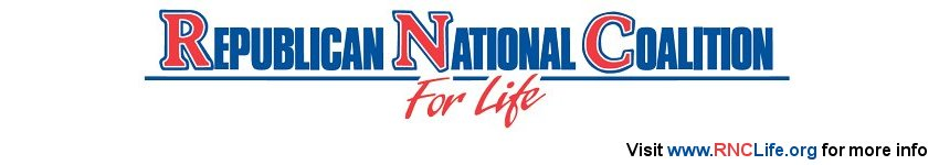 Republican National Coalition for Life Logo