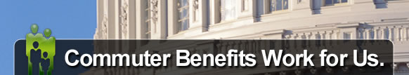 Commuter Benefits Work For Us Logo
