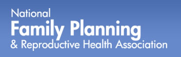 National Family Planning & Reproductive Health Association Logo