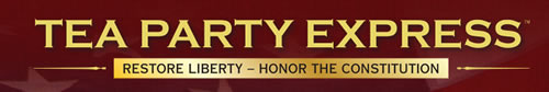 Tea Party Express Logo