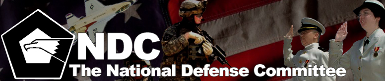 The National Defense Committee Logo