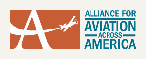 Alliance for Aviation Across America Logo
