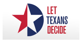Let Texans Decide Logo