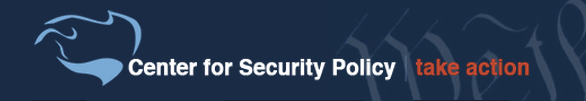 Center for Security Policy Logo