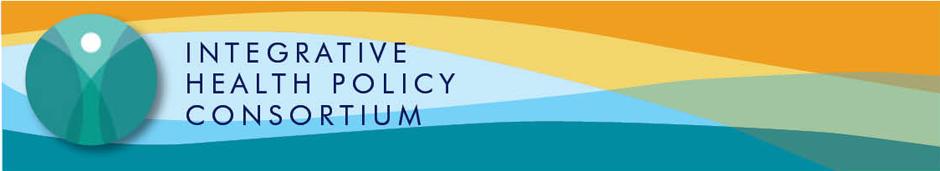 Integrative Health Policy Consortium Logo