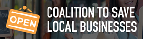 Coalition to Save Local Businesses Logo
